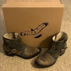 Freebird short boots